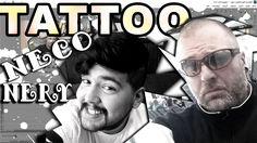 Tattoo Neco Nery (TAPA NA CARA)