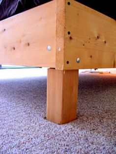 Best 1000 Images About Furniture Risers On Pinterest Bed 400 x 300