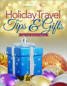 Holiday Travel Tips, Gift Guide, and More! Oh, My! Learn how to make the traveling with children around the holidays more pleasant and find great gift ideas for the travelers in your life. #TMOM #PintentionalLiving