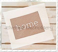 $2.95Sketch Style Colorado Home Machine Embroidery Design