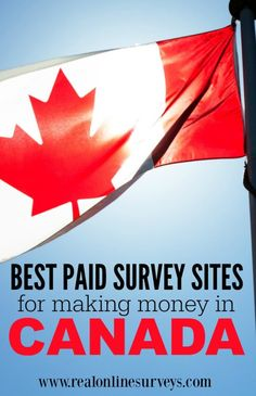 Are you living in Canada and looking for an extra source of income? Discover the best paid survey companies which pays canadians for taking online surveys.