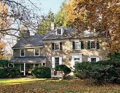 "marley and me pennsylvania house | ... Pennsylvania home. Doesn't it look like the house from ""Marley and Me"