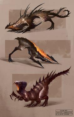 Demonic Speedsters by m-hugo on DeviantArt
