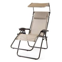 With the Serenity Reclining Lounge Chair with Sunshade, you are sure to experience the finest comfort and quality in outdoor lounging furniture.