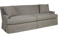 Lee Industries 7041-32 Two Cushion Sofa