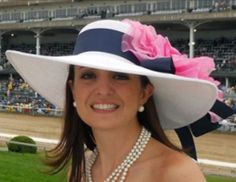 2014 Kentucky Derby Hats   Pinned by LS LaVogue