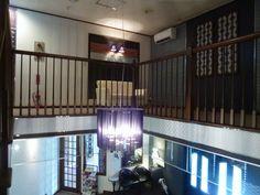"""La Belle Equipe"" (Terme Hotel), Izukogen, Izu Shizuoka Japan (Settembre)"