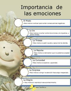 Inteligencia Emocional: 6 Principios Psychology Facts, Emotional Intelligence, School Counseling, Motivation, Kids Education, Classroom Management, Teaching Kids, Bullying, Preschool