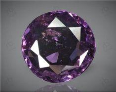Purple Sapphire | Khuni Neelam Stone Price | Khuni Neelam Benefits- Ratna Bhandar Purple Sapphire, Sapphire Gemstone, Neelam Stone, Color Grading, Birthstones, Jewels, Gemstones, Birth Stones, Jewerly