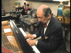 Horowitz playing Rachmaninoff Prelude op. 32 n° 12 in G sharp minor