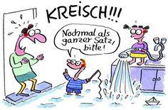 Cartoons aus dem echten Leben: Renate Alf im tolla Interview