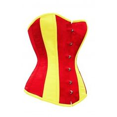 CD-620 - Flag of Spain Corset - Or IRONMAN?