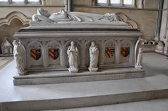 https://flic.kr/p/cJ91kN | Toddington-116 St Andrew G.E. Street Tomb-chest of Charles Hanbury-Tracy 1st Lord Sudeley http://www.bwthornton.co.uk/visiting-stratford-upon-avon.php