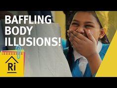 Amazing Body Illusions! Psychology for Kids - ExpeRimental #24 - YouTube