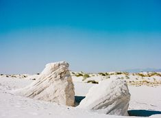 gypsum yardangs - white sands national monument, nm #film