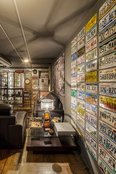 Bar e sala de jogos totalmente desenhada por Mario Azevedo 3