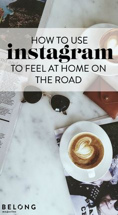 use instagram for travel to connect, build community and feel at home on the road - with Bridgette Watson @bridgycolleen in Belong Magazine ISSUE 05 / www.belong-mag.com/shop  female bloggers, travel bloggers
