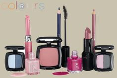 Colours Make-Up by LR. Ask me about.