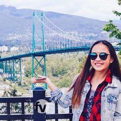 oh Canada 🇨🇦❤ Filipina, Brooklyn Bridge, British Columbia, Ariana Grande, Champion, Dancer, Canada, Actresses, American