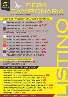 Stand - Fiera Campionaria Avezzano
