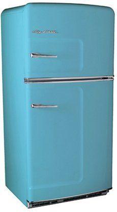 Big Chill Refrigerators: Retro Style and $$$ for the Kitchen