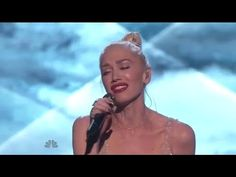 Gwen Stefani - Used To Love You Live @ New Years Eve with Carson Daly 2015-2016 - YouTube
