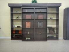 Library Systems | Murphy Beds, Wall-beds, Panel Beds London, Toronto, Hamilton.