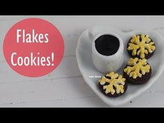 Flakes Cookies (pâte polymère). - YouTube