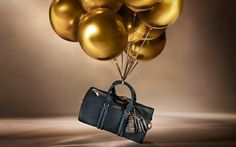 Powder-soft suede and nubuck leather Barrel bag with statement studded gloves - inspirational gifts from Burberry