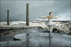 The beauty of dancing  -  http://funstuffcafe.com/the-beauty-of-ballet-dancing/2