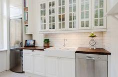 Kitchen / Innerstadsspecialisten 3,5 rum om 96 kvm Vasastan 5