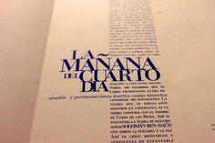 Otra Tierra - Editorial by 1985 Estudio - Diseño & Comunicación , via Behance
