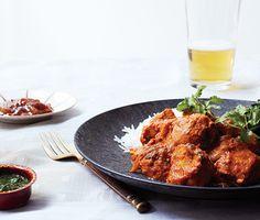 Chicken Tikka Masala Recipe at Epicurious.com