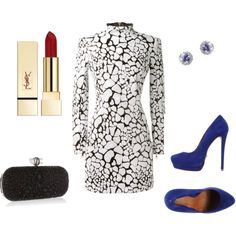 """Night Out"" by ebby-clif on Polyvore"
