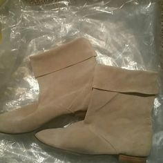 Ladies suede ankle boots Tan suede ankle boots Shoes Ankle Boots & Booties