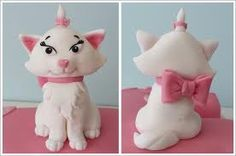 how to make a cat from fondant - Căutare Google