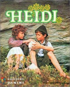 Heidi, Feuilleton TV (1984, Récré A2) 1980s Childhood, Childhood Memories, Radios, Best 90s Cartoons, Best Horror Movies, Seven Years Old, Cartoon Shows, Heidi Cartoon, Best Horrors