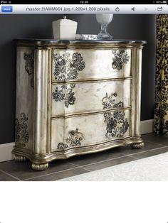 Puedes recuperar un mueble antiguo con este pintado