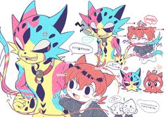 Youkai Watch, Pokemon, Hedgehog, My Love, Cats, Fictional Characters, Twitter, Character Art, Gera
