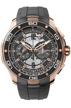 Roger Dubuis Pulsion 18ct Rose Gold.
