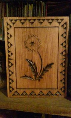 Check out this item in my Etsy shop https://www.etsy.com/listing/249956589/made-to-order-folk-art-dandelion-wood