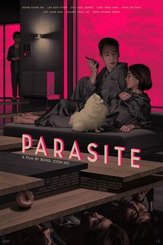 New PARASITE Timed Edition + Variant by Rory Kurtz