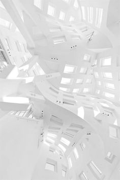 I don't like truth, ...EASTERN design office - loveminimalstyle: The Cleveland Lou Ruvo Center...