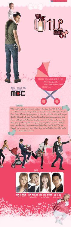 My Little Baby - 마이 리틀 베이비 - Watch Full Episodes Free - Korea - TV Shows - Viki