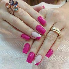 Mint Nails, Green Nails, Stylish Nails, Trendy Nails, Natural Nail Art, Solar Nails, Popular Nail Designs, Leopard Print Nails, Red Acrylic Nails