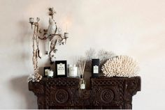 Palm Beach candles - one of our favourite scents is White Rose & Jasmine
