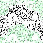 "Dino Jungle - Paper - 13.5"" U6-LQ-DIJ"