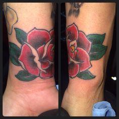 Custom traditional rose