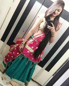 Beautiful Girl Photo, Beautiful Girl Indian, Beautiful Girl Image, Beautiful Long Hair, Gorgeous Hair, Indian Hairstyles, Girl Hairstyles, Long Silky Hair, Long Indian Hair