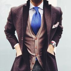 MenStyle1- Men's Style Blog - Another well dressed gentleman on Instagram...